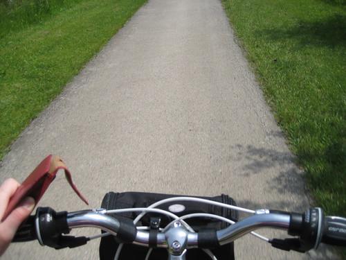 Trek bike handels, trail