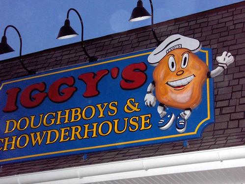 Iggy's!