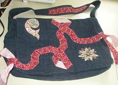 Alleysha's bag