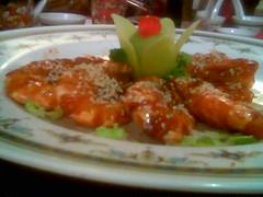Birthday dinner @ Blue Splendour 6