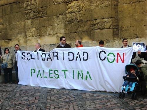 Solidaridad con Gaza.(Dedicada a Costanillas)
