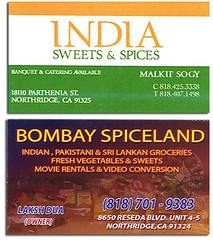 Indian Markets, MyLastBite.com