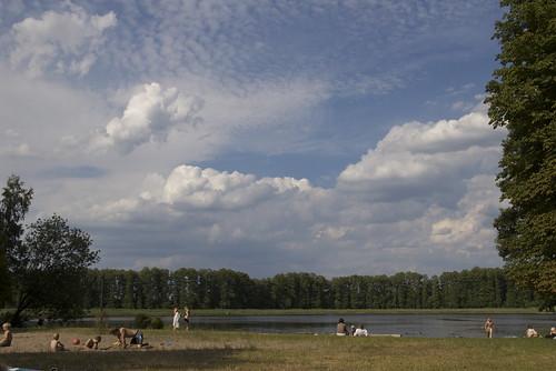 Ein Nachmittag am See