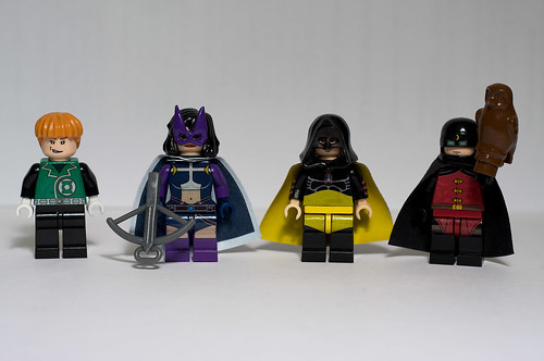DC Hero Minifigs - Wave 5