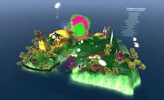 [Here, Torleys island]