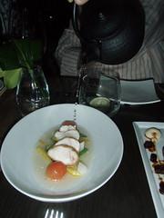 Monkfish & Thyme Consommé