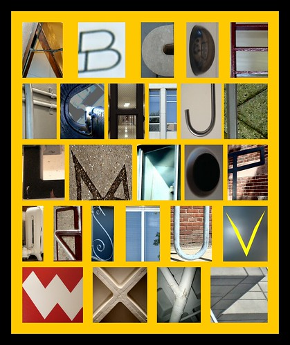UWM alphabet