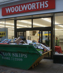 Woolies Closed 4