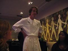 Grant Achatz - Dinner at Grant Achatz's Alinea in Chicago