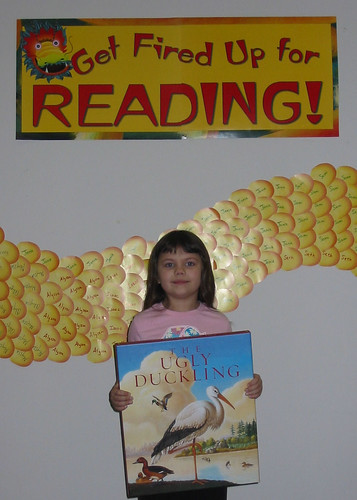 Reading Challange winner