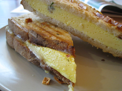 Toasted Breakfast Sandwich