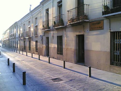 Última hora de la tarde en Alcalá