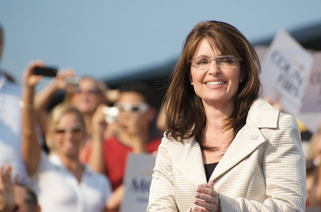 Sarah Palin at Missouri McCain Rally