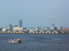 Yokohama Harbor