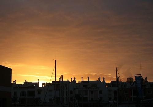 Puerto Almirante - Cabo de Palos