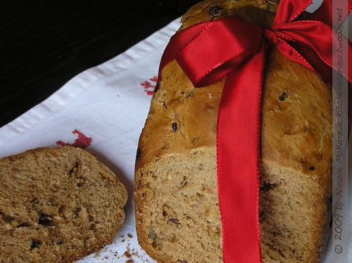 Christmas Morning Bread
