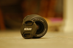 Nikkor 18-55mm DX II