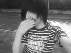 be a mess emo boy b/w