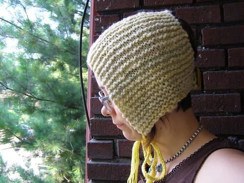 buttercup bonnet