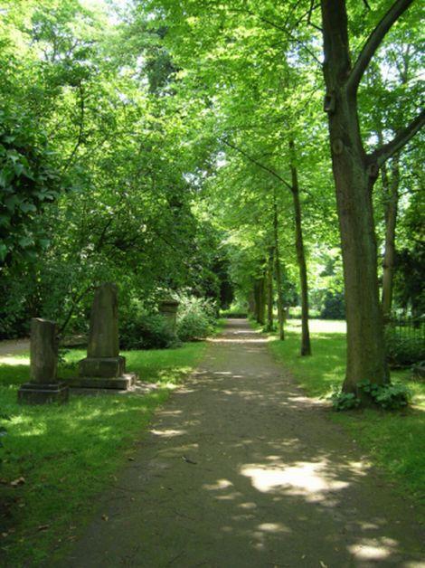 Golzheim cemetery