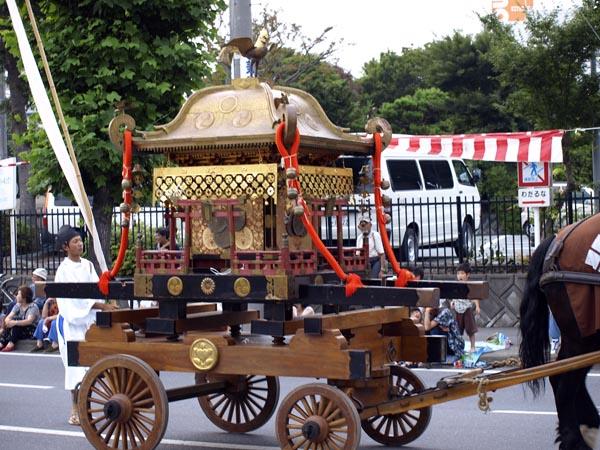 2008年 八戸三社大祭 お通り 15