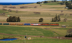 G512 was recently on lease to ARG for use on their Manildra Group trains in NSW