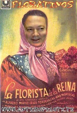 Floratinos, la florista de la reina zETApé