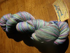 Creatively Dyed Merino
