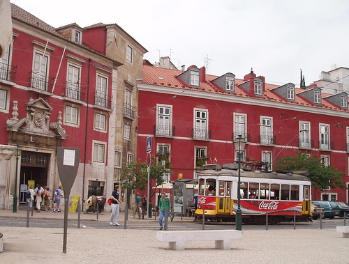 No. 28 Tram, Lisbon