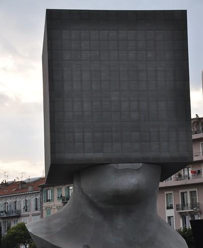 Block Head by iluetkeb, on Flickr