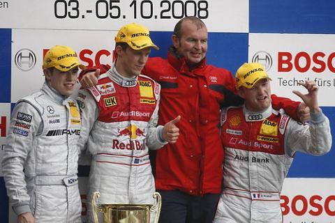 DTM 10. Lauf Le Mans by you.