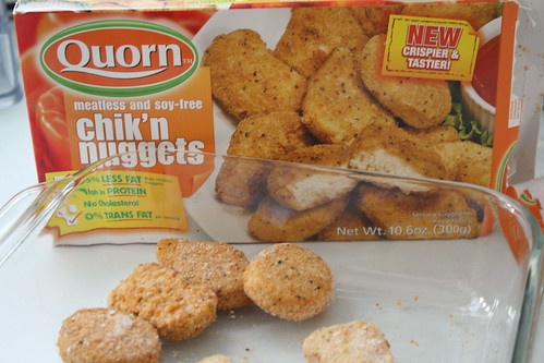 Quorn Chik'n Nuggest