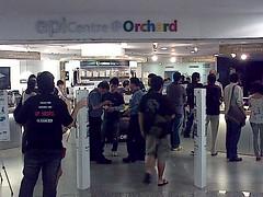 "One night only! ""Best of GarageBand '09″ demo, 26 Jun 09"