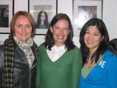 Three blog-girls
