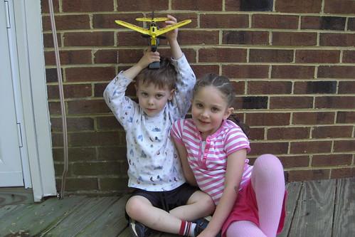 Lydia and Nathaniel
