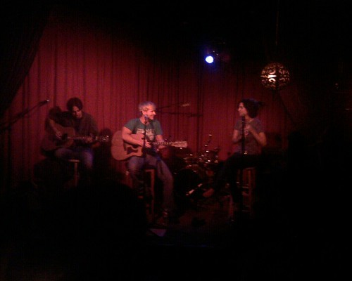 Shane Mack at the Hotel Cafe