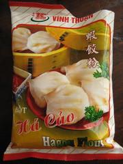 hagau flour