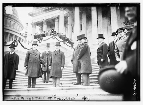 Woodrow Wilson Inauguration