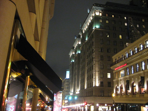 The Westin St. Francis @ Union Square