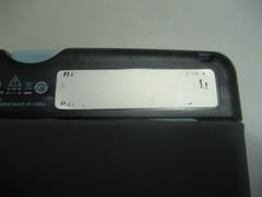 etiquette avec le numeros de serie du freecom