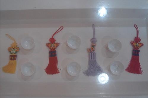 韓國傳統女生腰間配飾 1