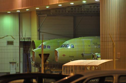 Plat-forme Logistique 05/01/2009