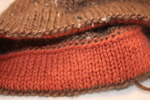 Patons Classic Merino Wool in paprika