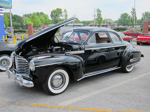 1941 Buick Super business coupe a