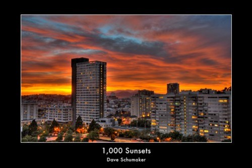 1,000 Sunsets