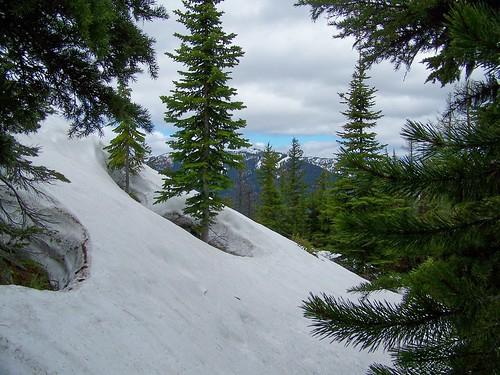 Near Cherry Peak