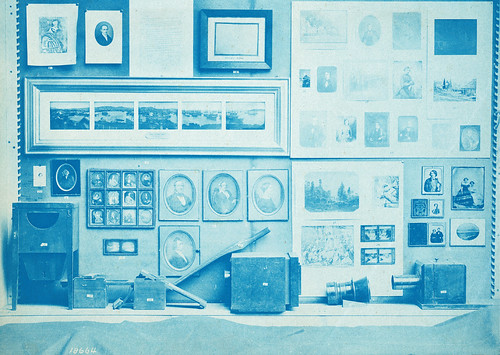 Installation View of Smithsonian Photography Exhibition