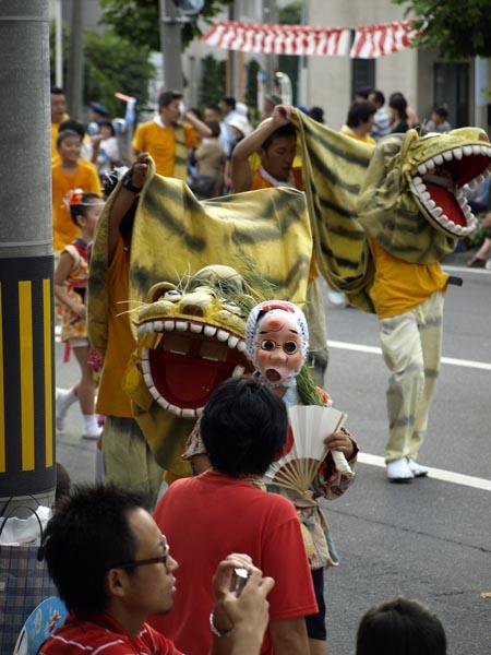 2008年 八戸三社大祭 お通り 13