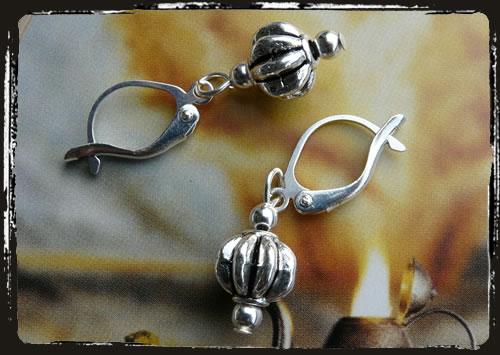 Orecchini fatti a mano - Handmade earrings MEHIXSA