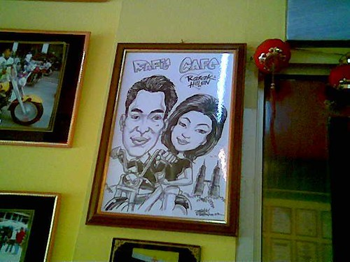 Rafie and wife